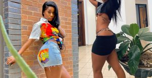 """If You Getting Money, You My Type""""-Efia Odo Says As She Causes Stir With Her New Photos 1"""